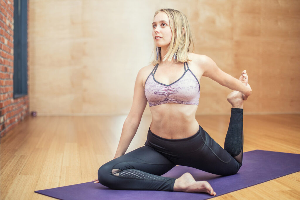 New Yoga Course